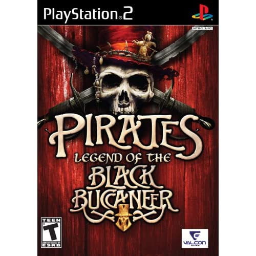Image 0 of Pirates: Legend Of The Black Buccaneer For PlayStation 2 PS2