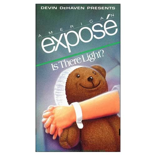 American Expose Is There Light? On VHS