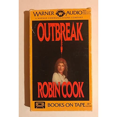 Image 0 of Outbreak By Robin Cook Gale Garnett Contributor On Audio Cassette