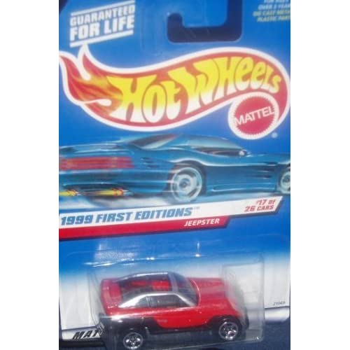 Image 0 of Hot Wheels 1999-922 First Editions Series 1:64 Scale Die Cast Metal Car 17 Of 26