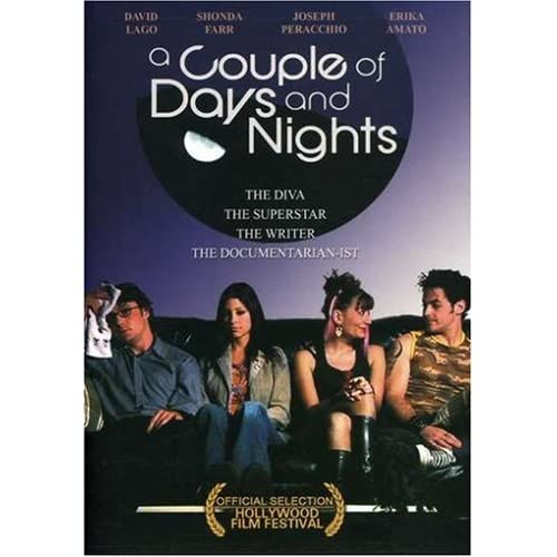 A Couple Of Days And Nights On DVD With Shonda Farr Romance