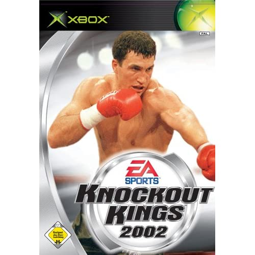 Image 0 of Knockout Kings 2002 For Xbox Original