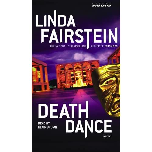 Image 0 of Death Dance: A Novel Alexandra Cooper Mysteries By Fairstein Linda Brown Blair R