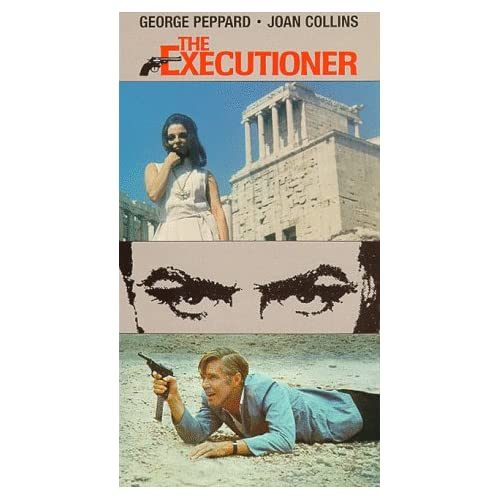Image 0 of Executioner On VHS With George Peppard
