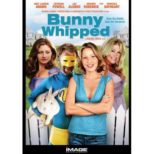 Image 0 of Bunny Whipped On DVD with Joey Lauren Adams Comedy