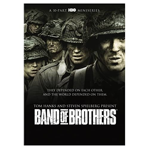 Image 0 of Band Of Brothers On DVD