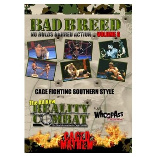 Image 0 of Bad Breed TV 6: Caged Mayhem