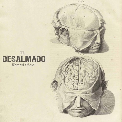 Image 0 of Hereditas On Vinyl Record by Desalmado