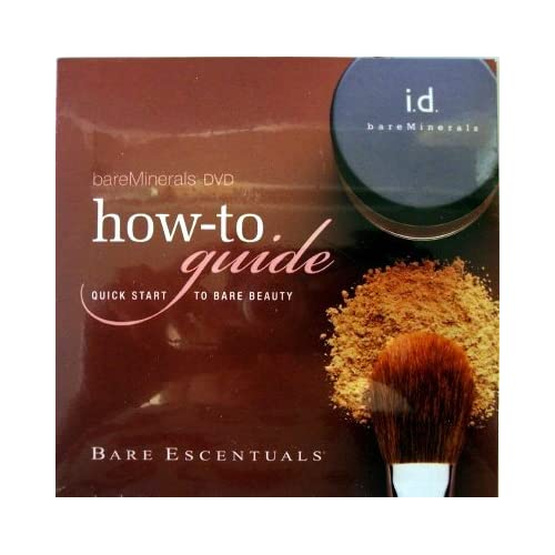 Image 0 of Bare Escentuals How To Guide By Leslie Blogett For BareMinerals Bare Minerals Ma