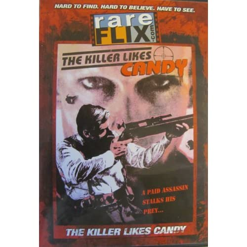 Image 0 of The Killer Likes Candy On DVD