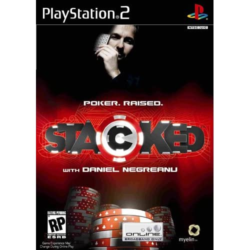 Image 0 of Stacked With Daniel Negreanu For PlayStation 2 PS2
