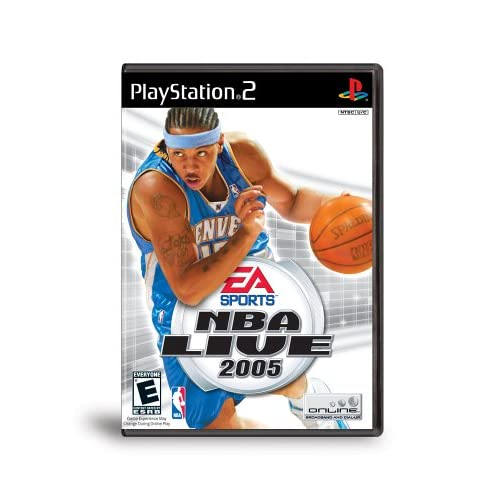 Image 0 of NBA Live 2005 For PlayStation 2 PS2 Basketball