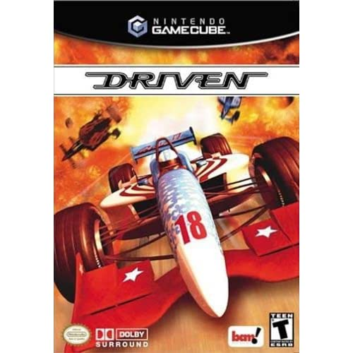 Driven Ngc For GameCube Racing
