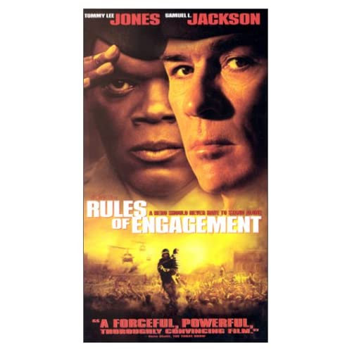 Image 0 of Rules Of Engagement [VHS]