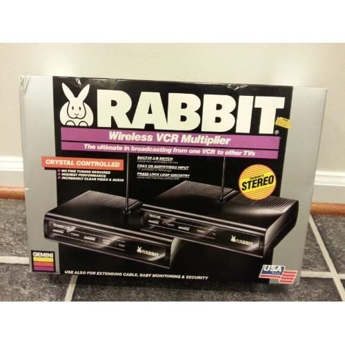 Image 0 of Gemini Rabbit Wireless VCR Multiplier / The Ultimate In Broadcasting From One VC