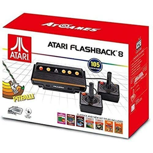 Atari Flashbackr 8 Classic Game Console Not Machine Specific
