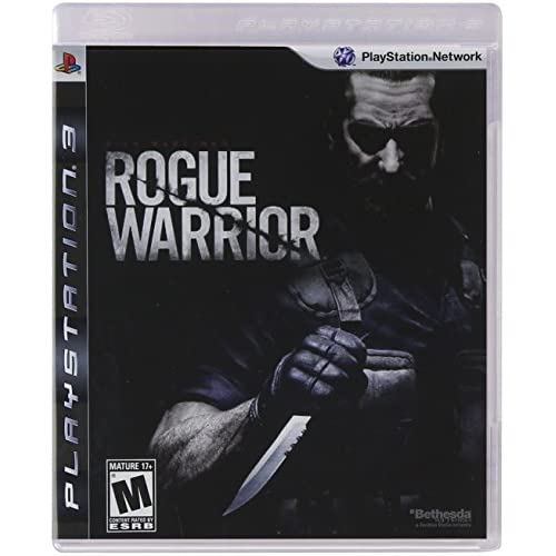 Rogue Warrior For PlayStation 3 PS3 Fighting