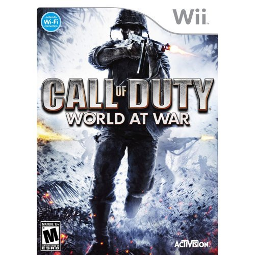 Image 0 of Call Of Duty: World At War For Wii COD Shooter