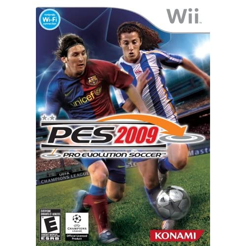 Image 0 of Pro Evolution Soccer 09 For Wii And Wii U