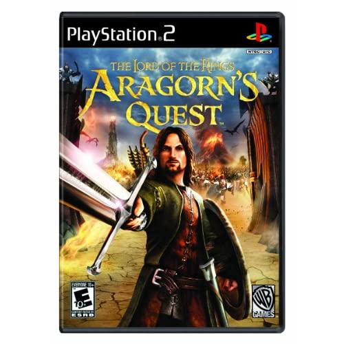 Image 0 of Lord Of The Rings: Aragorn's Quest For PlayStation 2 PS2 RPG
