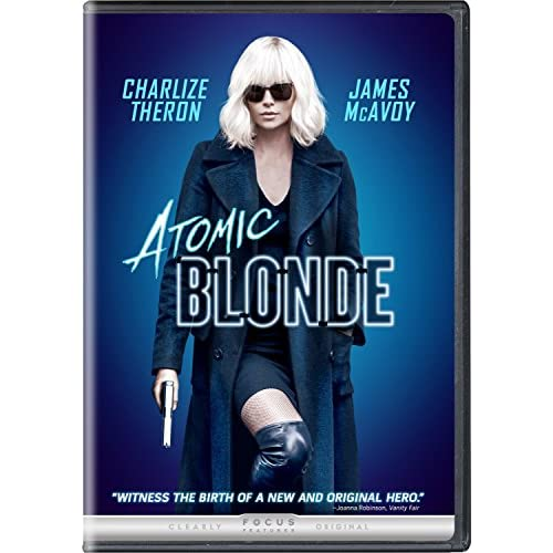 Image 0 of Atomic Blonde On DVD With Charlize Theron