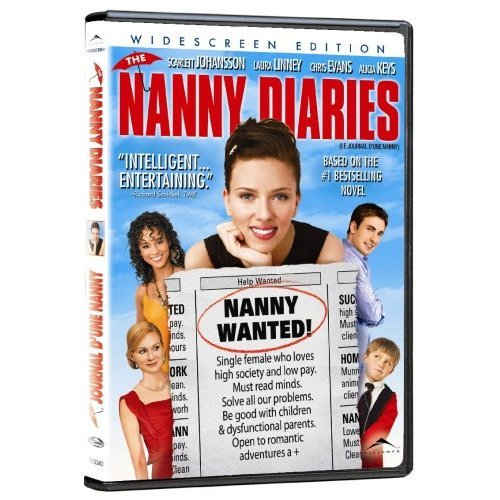 Image 0 of Nanny Diaries Aws Ws On DVD