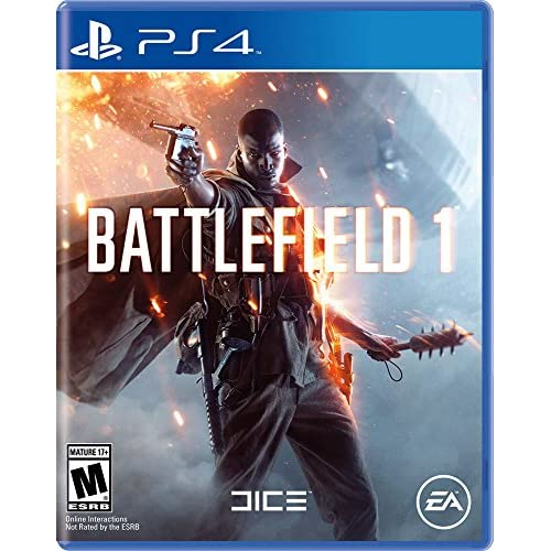 Battlefield 1 For PlayStation 4 PS4 Shooter