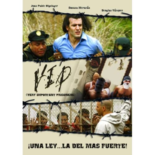 Image 0 of VIP: Very Important Prisoner On DVD With Juan Pablo Olyslager Drama