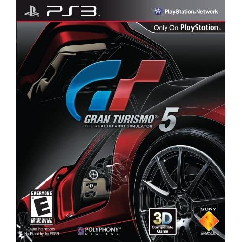 Image 0 of Gran Turismo 5 Game For PlayStation 3 PS3