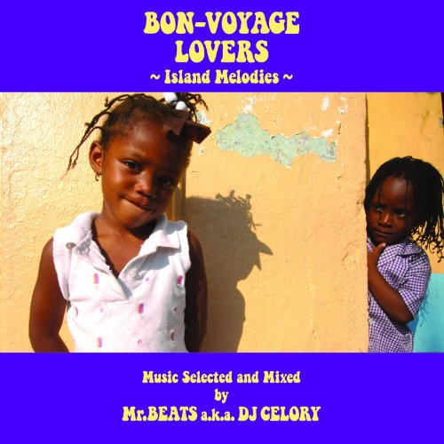 Image 0 of Bon-Voyage Lovers Music By DJ Celory Album Import 2014 On Audio CD