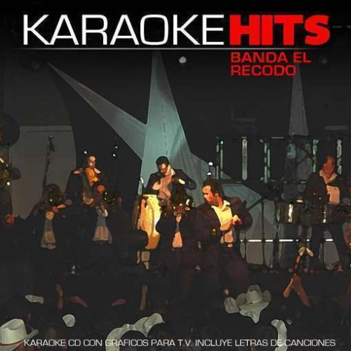 Image 0 of Karaoke: Banda El Recodo By Banda El Recodo On Audio CD Album 2008