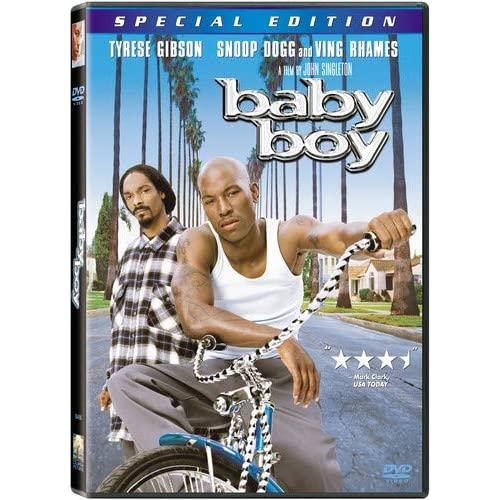 Image 0 of Baby Boy Special Edition On DVD With Tyrese Gibson Drama
