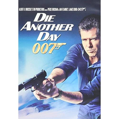 Image 0 of Die Another Day On DVD With Pierce Brosnan