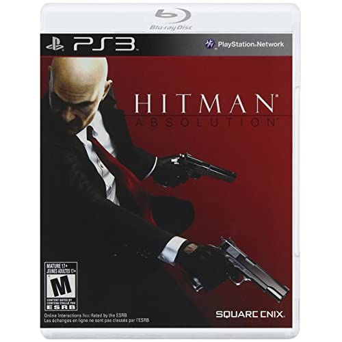 Image 0 of Hitman: Absolution For PlayStation 3 PS3 Shooter