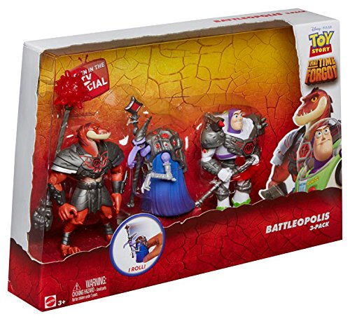 Toy Story Action Figures Set : Other action figures disney toy story that time forgot