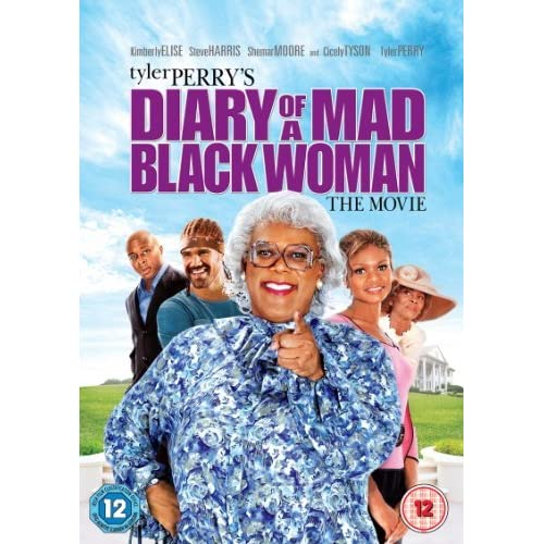 Image 0 of Diary Of A Mad Black Woman Widescreen Edition By Kimberly Elise On DVD