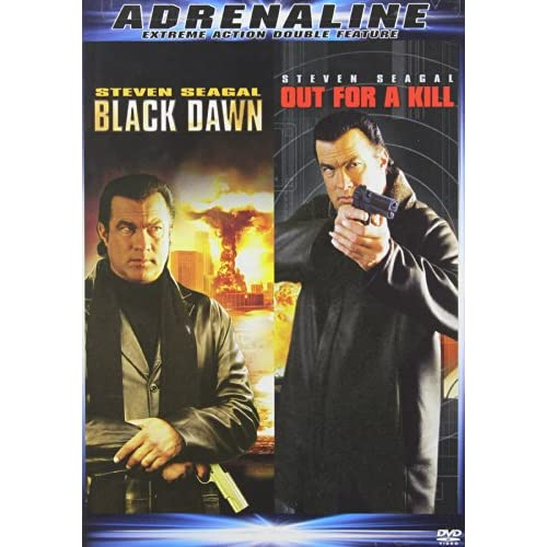 Image 0 of Black Dawn / Out For A Kill On DVD With Seagal Steven