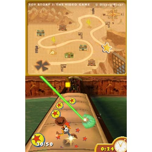 Toy Game On Ds : Toy story the video game for nintendo ds dsi