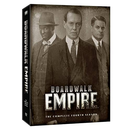 Image 0 of Boardwalk Empire: Complete Fourth Season On DVD With Steve Buscemi Drama