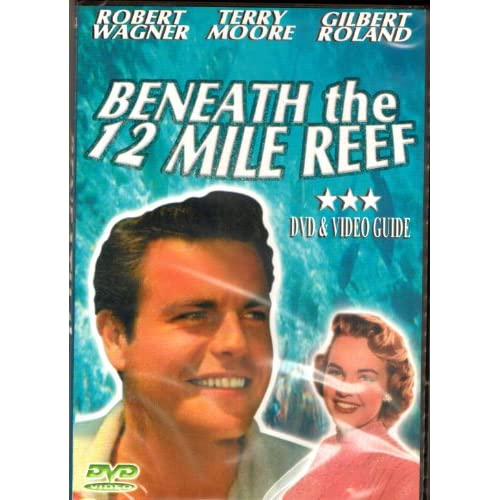 Image 0 of Beneath The 12 Mile Reef On DVD with Robert Wagner TV Shows