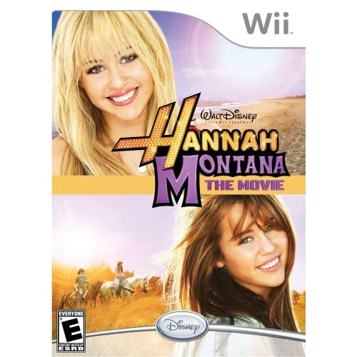 Image 0 of Hannah Montana The Movie For Wii Disney