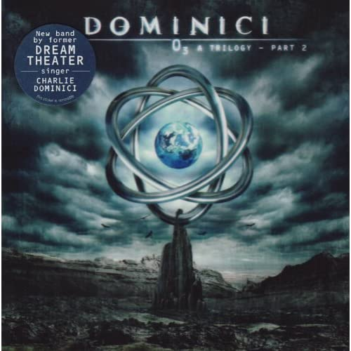 03 A Trilogy 2 By Dominici On Audio CD Album 2007