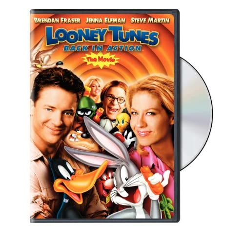 Looney Tunes Back In Action Widescreen Edition On DVD With Joe Alaskey