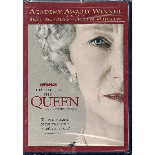 Image 0 of The Queen On DVD Drama