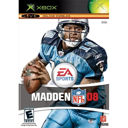 Image 0 of Madden NFL 08 Xbox For Xbox Original Football