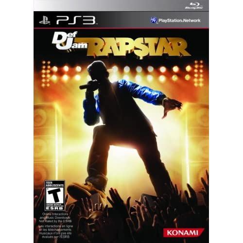 Image 0 of Def Jam Rapstar For PlayStation 3 PS3 Fighting