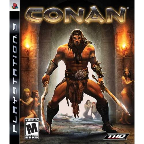 Image 0 of Conan For PlayStation 3 PS3 Fighting