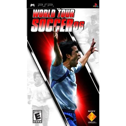 Image 0 of World Tour Soccer 06 Sony For PSP UMD