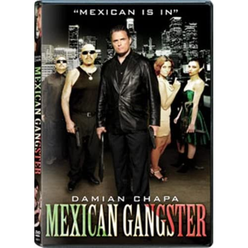 Image 0 of Mexican Gangster On DVD With Damian Chapa