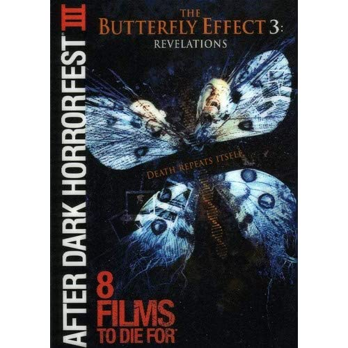 Image 0 of After Dark Horrorfest III: The Butterfly Effect Revelation 8-FILMS DVD On DVD Wi
